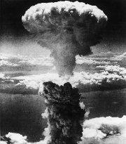 Cosmic fertilsation - Hiroshima 1945