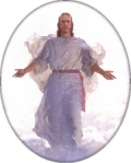 Jesus from an image on returntogod