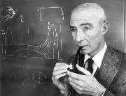 Robert Oppenheimer - opener of the hymen