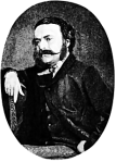 François-Victor Hugo (1828 – 1873) was the fourth child of Victor Hugo. He died young, while his father was still alive.