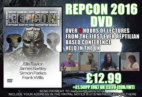 repcon dvds